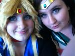 Sailor Scouts by Courtney-xoxo