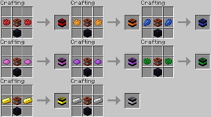 Minecraft Item Ideas - Fireworks by RedPanda7