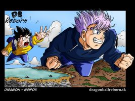 Goten and Trunks by Diragon12