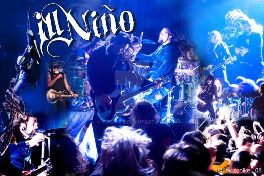 Ill Nino live at concert fulda by coolke