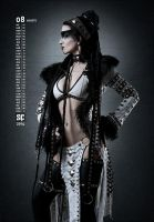 Viking Queen Agosto by lasupercharger