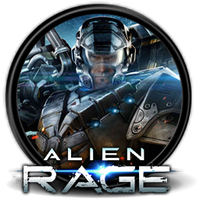 Alien Rage - Icon by Blagoicons