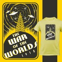 The War of the Worlds Broadcast by JoeySCOMA