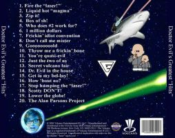 Dr. Evil's Greatest 'Hits' by DoctorEvil06