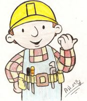 Bob The Builder by SinLikeUMeanIt