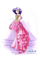 The Gala Collection: Rarity by Whitestar1802
