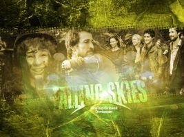 Falling Skies-Wallpaper by GrafixGirlIreland