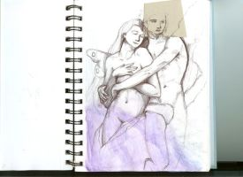Graphic Diary-- Cupid Psyche by Moruto