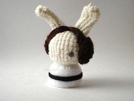 Princess Leia Moon Bun by MoonYen