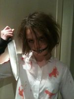 Jeff the killer cosplay 2 by lionpants99