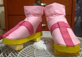Cherry shoes by Nafady