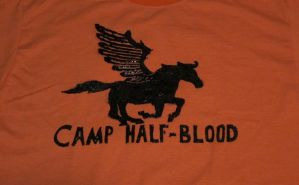 Camp Half-Blood shirt by Adriellovesart