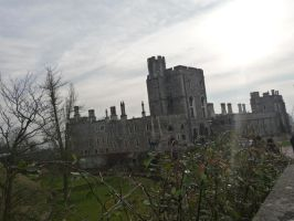 Windsor Castle 6 by caribbeanpirate