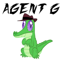 Agent G by CaptainWaffle1