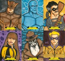 PSC : Watchmen by G-double