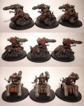 Adeptus Mechanicus Kataphron Battle Servitors 2nd by TheBl4ckCat