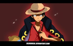 Monkey D. Luffy by Advance996