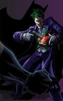 joker's gamble by logicfun