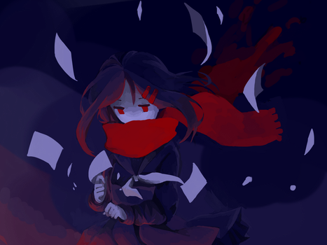 Ayano by Mellord