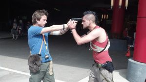 Vaas and Jason (ACen 2013) by predix9