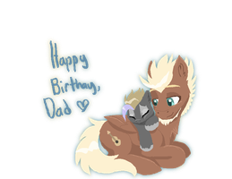 Happy Birthday Dad by ive-moved-bitches
