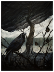 Crow by znodden