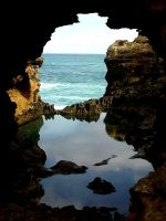 The Grotto by Crin