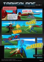 TRANSBLADE : The Crimson Rogue : Page 3 by Nhazul-Anims