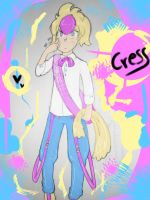 Cress by Koby-chan