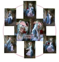 Antoinette Exclusives I by mizzd-stock