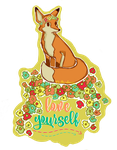 LOVE yourself by Natterbugg
