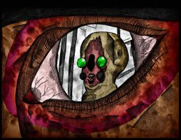 Eye see Death by TheVictimOfReality