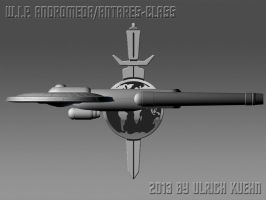 W.I.P. ANDROMEDA/ANTARES-CLASS Ortho-002-Side by ulimann644