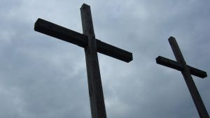 Two Crosses by tuta158