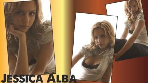 Jessica Alba by ResolutionDesigns