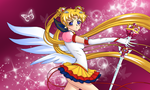Eternal Sailor Moon by Lennal