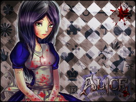 ALICE MADNESS RETURNS by Kuro-5an