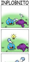 Rocket Slime comic 3 by Momogirl