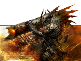 Guild Wars 2 Sig by MaTth1as