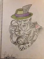 Joker man  by trish00