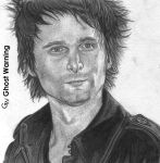 Matthew Bellamy DRAW by LGhost