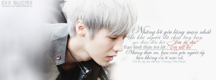[Quotes] Luhan by Emilybbz