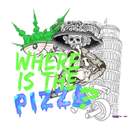 Where Is The Pizza by dudsrocha