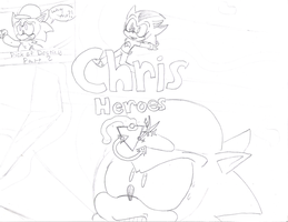 Chris Heroes Team 2 Serenity cover by hyperchris3