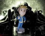 Fallout 3 Charisma Bobblehead by killero94