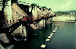 Water barrage by aby192