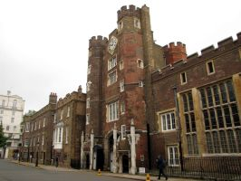 St James Palace by kwizar