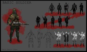 Basic Soldier by Pablopastor14