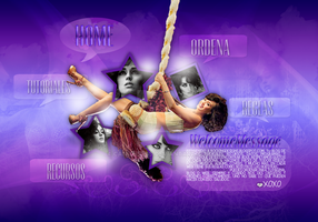 Katy Perry Header by CandyBiebs