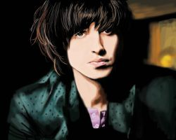 Julian Casablancas 06 by Fatmalovestodraw